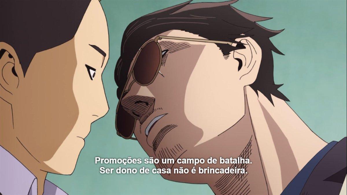 É verdade. 🧐  Anime: Gokushufudou: Tatsu Imortal https://t.co/k2NFoOBfbT