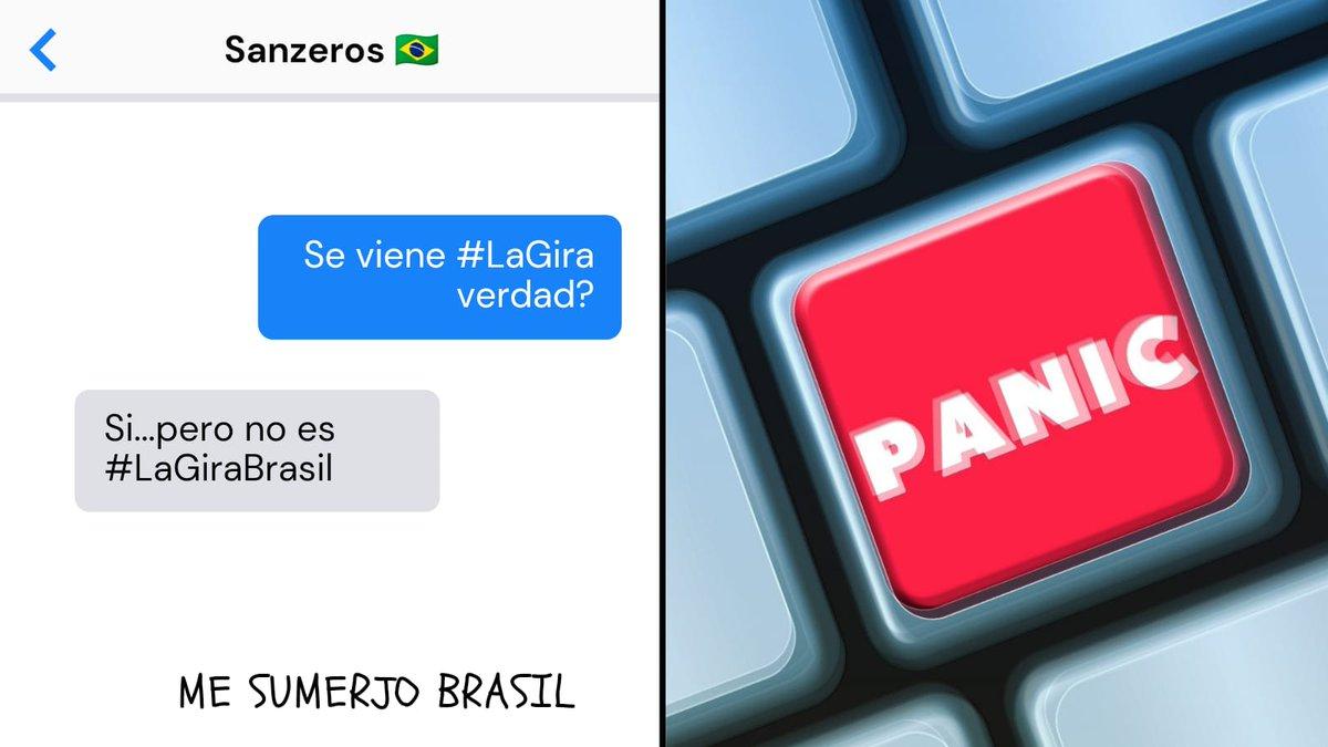 Se vieneeee #LaGiraUsa y #LaGiraBrasil???? #BrasileiroNaoDesisteNunca  @AlejandroSanz