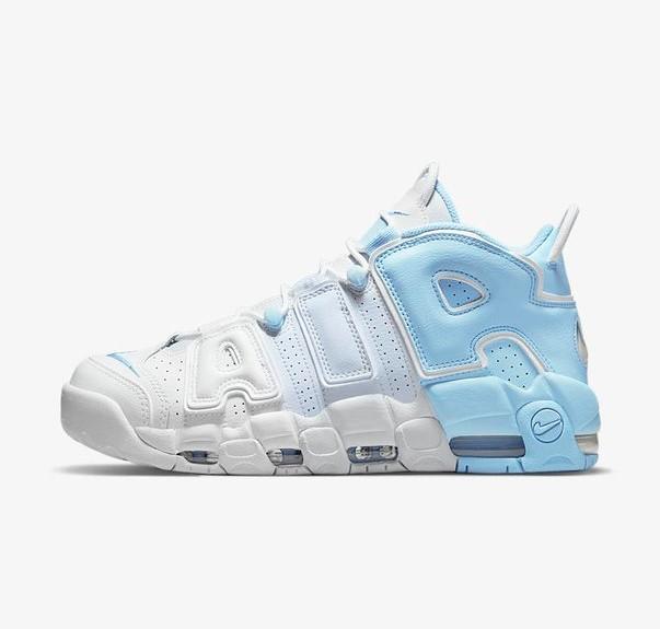 Releasing at 10AM EST Nike Air More Uptempo 'Sky Blue' =  2