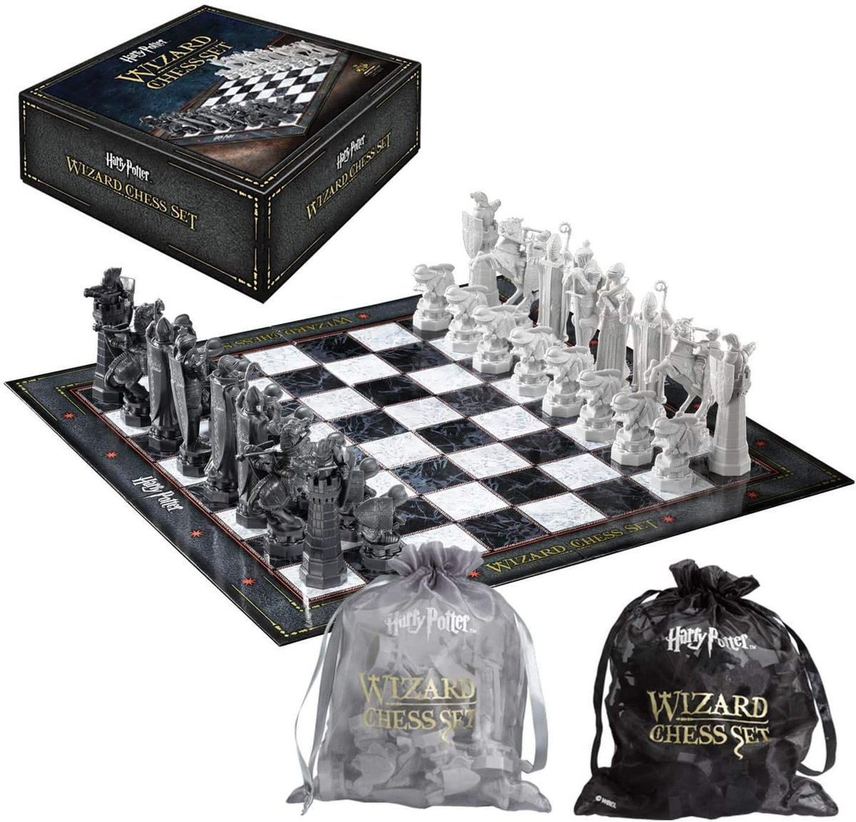 ad: $45 (55% off)    Harry Potter Wizard Chess Set   Link0 Link0
