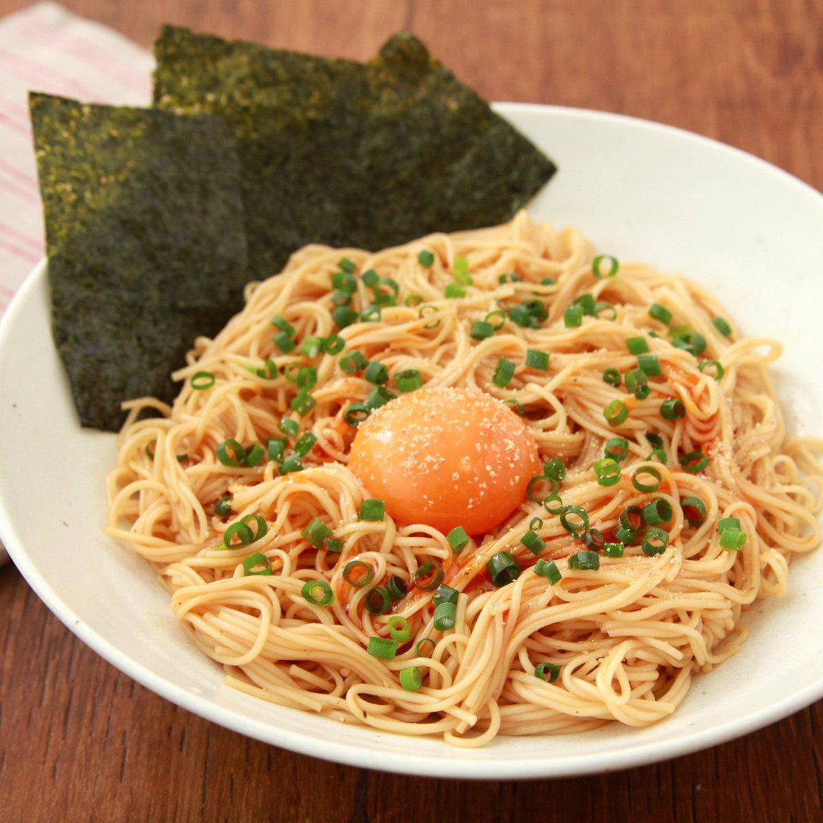 簡単でしかも短時間で作れちゃう!素麺の絶品アレンジレシピ!