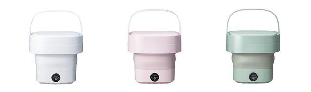 test ツイッターメディア -【約2キロ】「折りたためる洗濯機」5月上旬に全国の家電量販店およびホームセンターなどで発売https://t.co/uLu4wkMeRO約11センチに折りたためる構造を採用し、不使用時は棚などに収納可能。通常の洗濯物と分けて洗いたい靴下やマスクなどに適するという。 https://t.co/YOVZKJBKtO