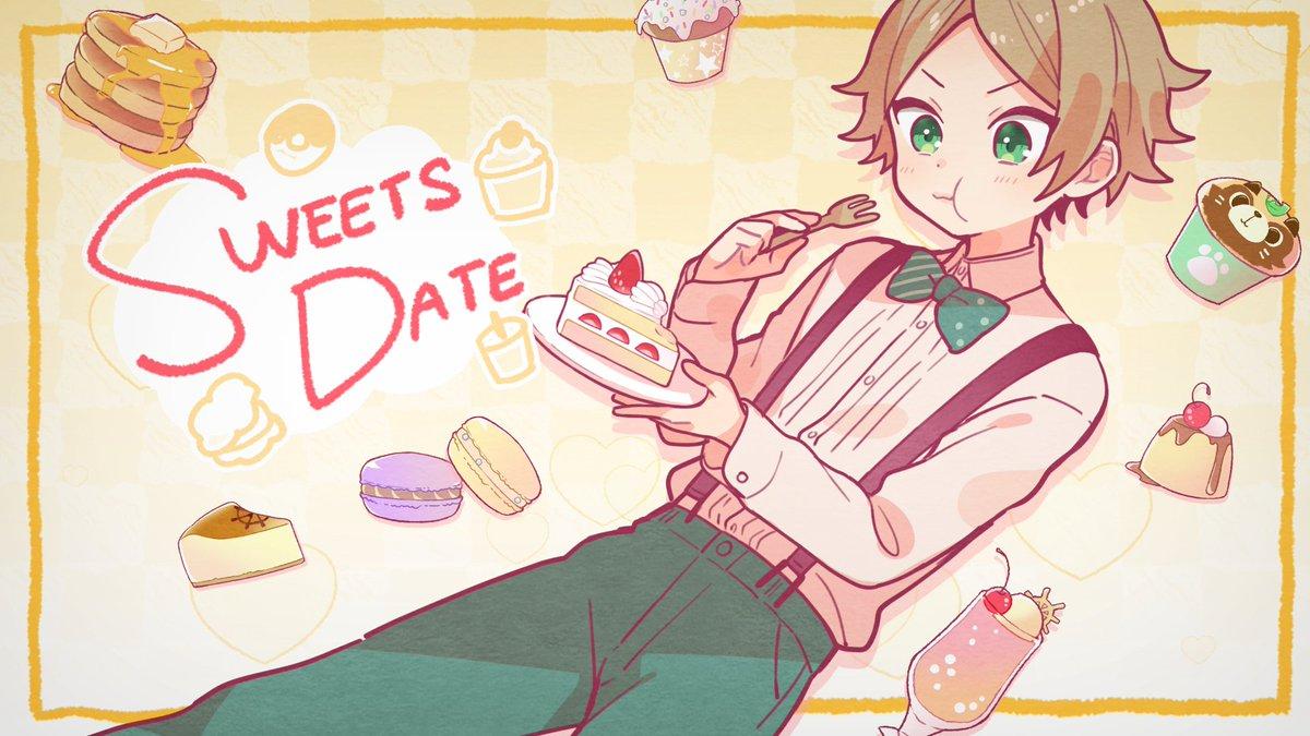 【MV】SWEETS DATE /うらたぬき(Music by take4) youtu.be/D51eF1jLyoE