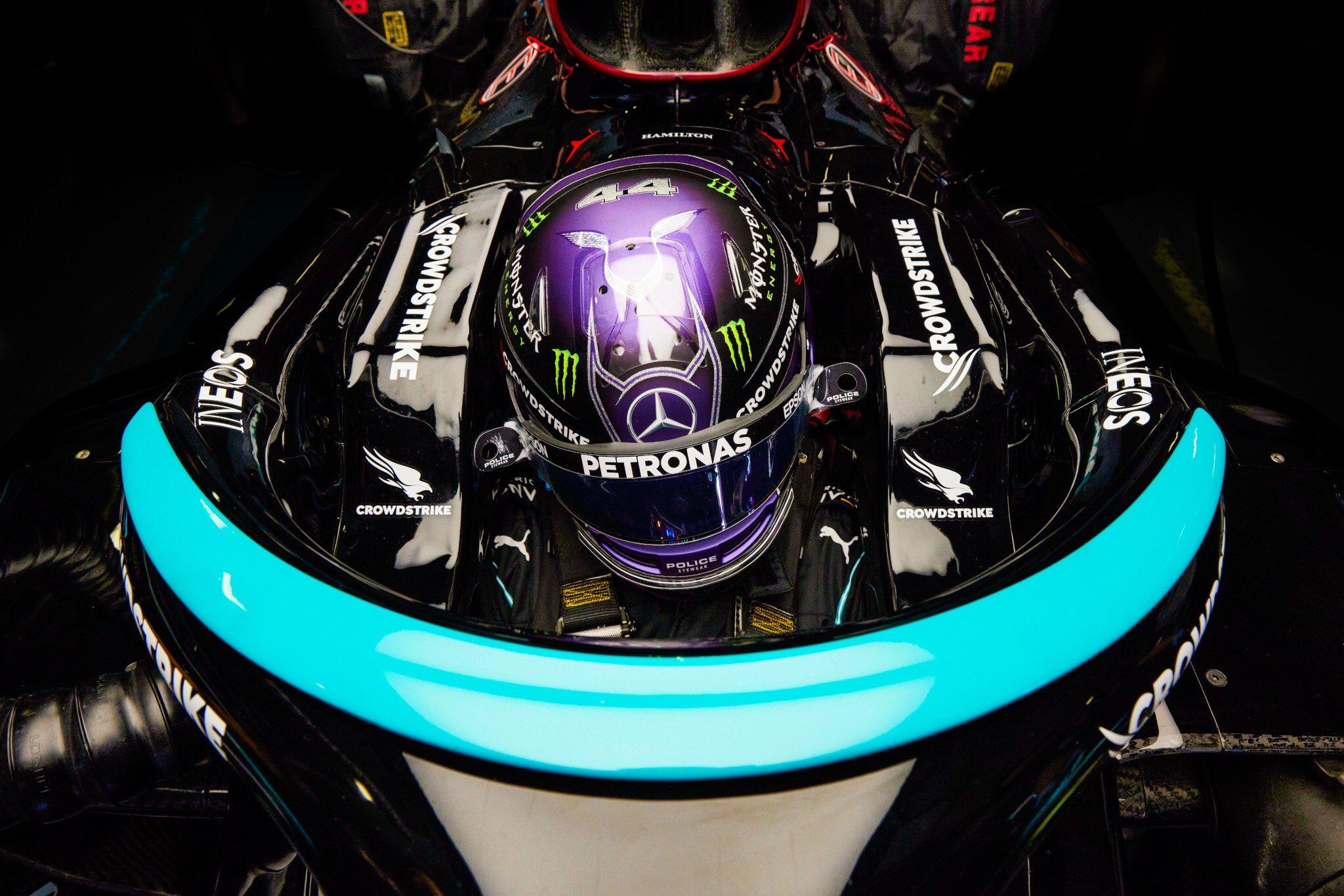 GP Portogallo Qualifiche Mercedes