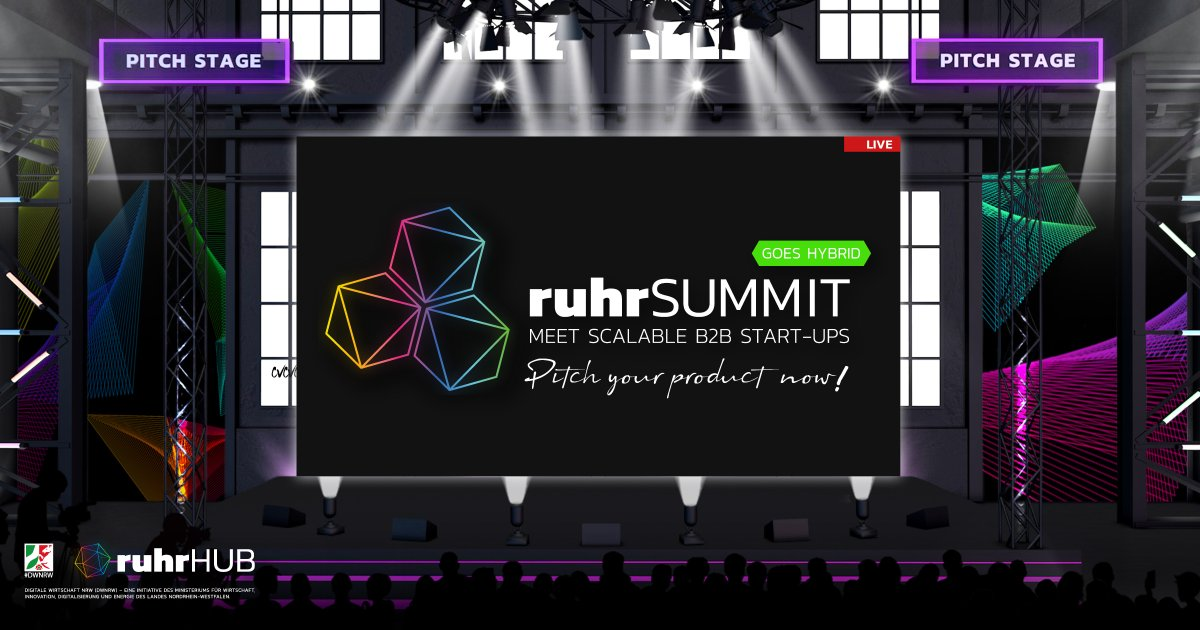 RuhrSummit photo