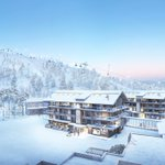 Image for the Tweet beginning: Ski Resort in Finland Reports