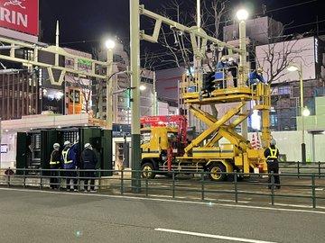 【数か月運休へ】札幌市電で信号機故障で発煙 環状運転が不可能に