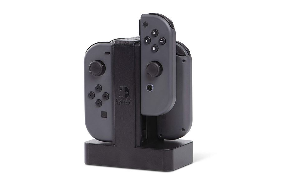 PowerA Joy-Con Charging Dock for Nintendo Switch $14.99 via Amazon (Prime Eligible). 2