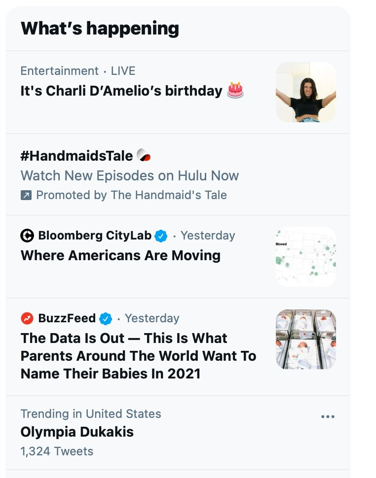 As an aside, I have tweeted about nothing other than Berkshire today, and today is the annual meeting, yet  $TWTR algorithms think that THIS is what I'm interested in.  (42/x)