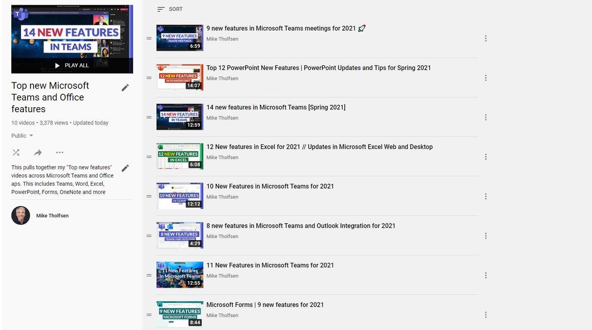 Thanks you @mtholfsen Always appreciate your videos 🙏👏
