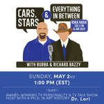 Image for the Tweet beginning: Tune in tomorrow to Cars,