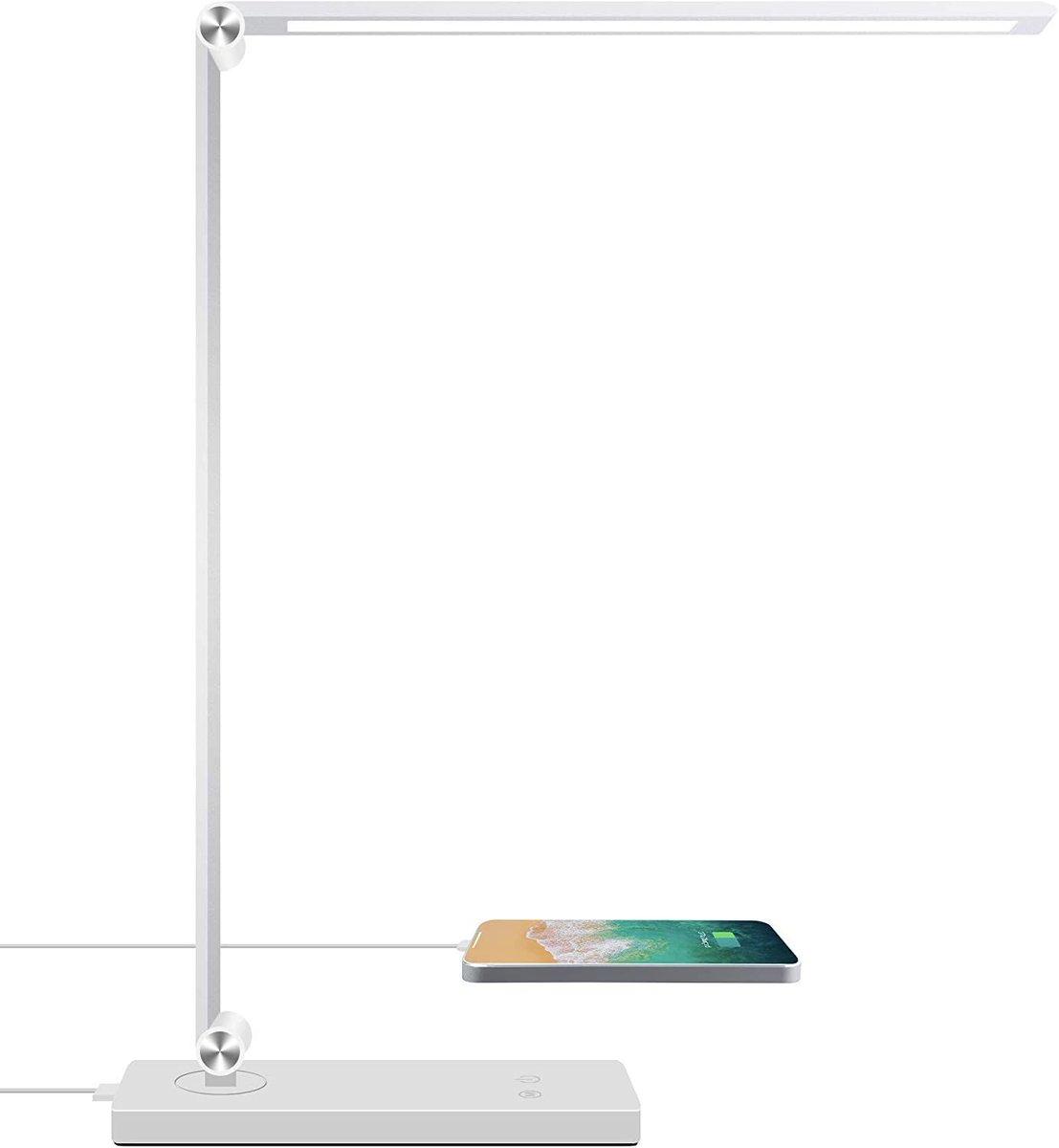 ad: $13.99    LED Desk Lamp with USB Charging Port   Link0 Link0