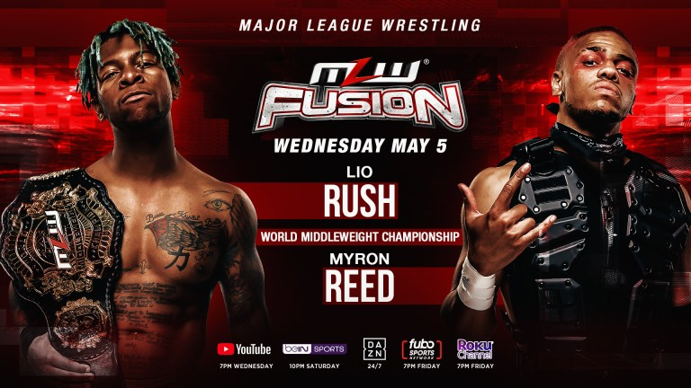MLW Fusion Preview for 5/5/21