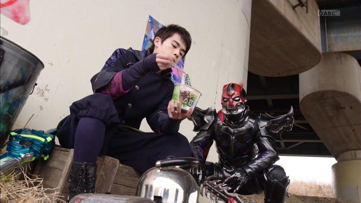 令和版地獄兄弟 #仮面ライダーセイバー  #nitiasa