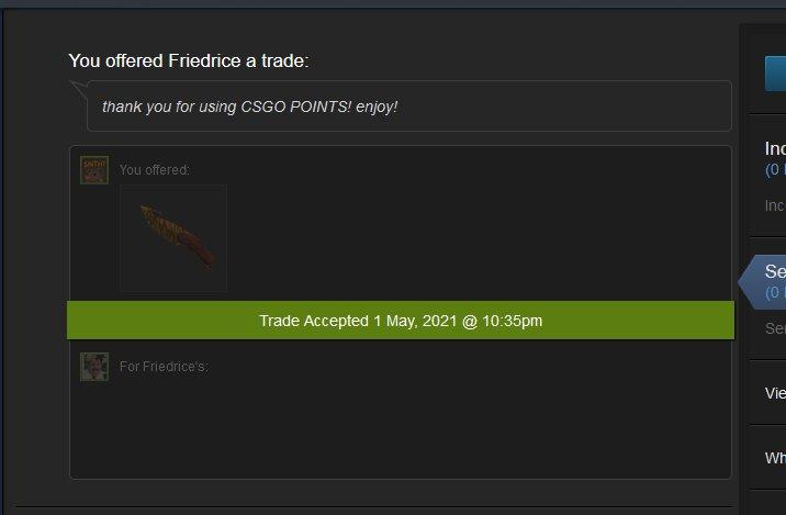 CS:GO Knife Giveaway