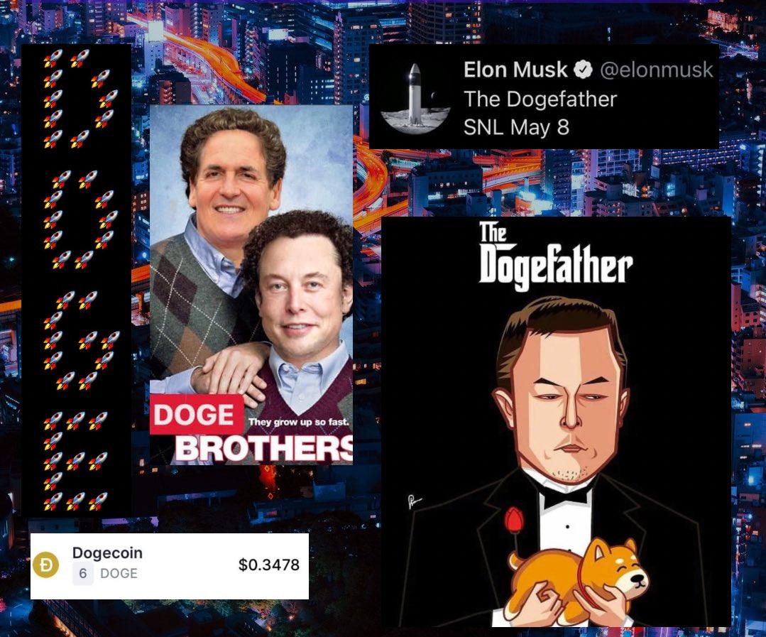 Elon Musk on Twitter
