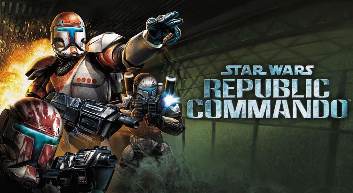 Star Wars Republic Commando (X1/X) $4.99 via Xbox. 2