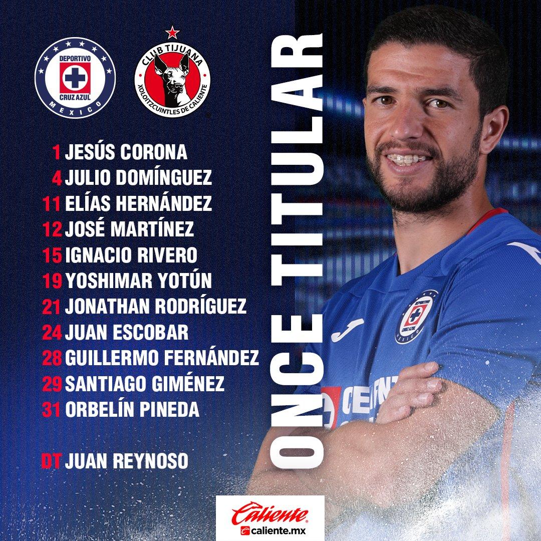 @CruzAzul's photo on Reynoso