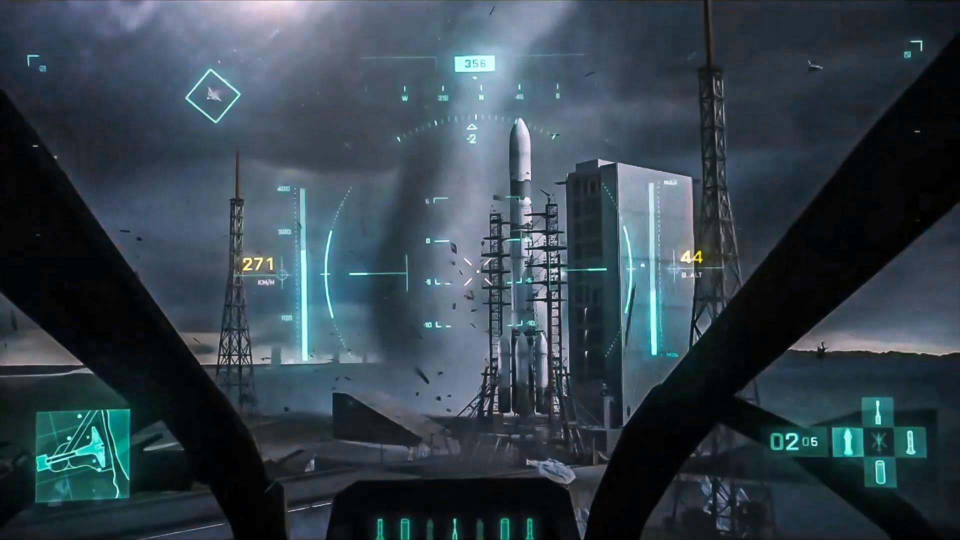 La fusée du trailer de Battlefield 6 - site grandpied