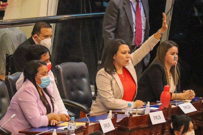 FMLN: Destituir Sala Constitucional es destruir el sistema democrático y de contrapesos