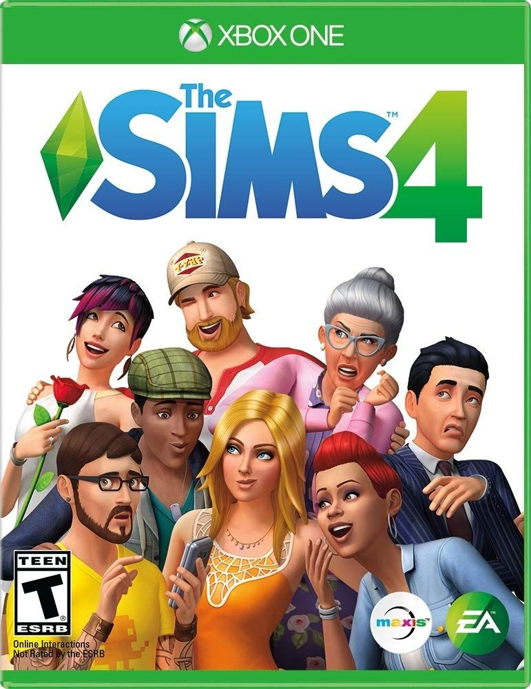 ad: $9.99  (75% off)   The Sims 4 - Xbox One   Link0 Link0