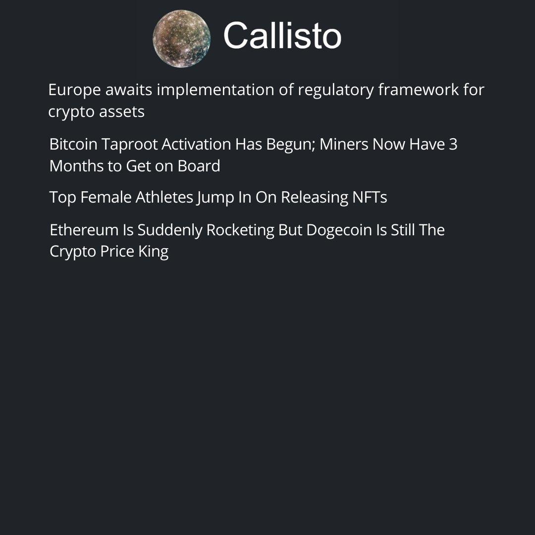 Callisto kriptovaliuta