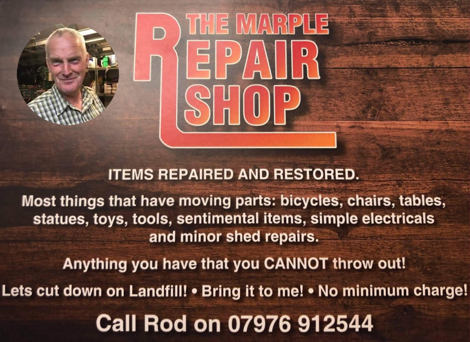 Marple Repair Shop