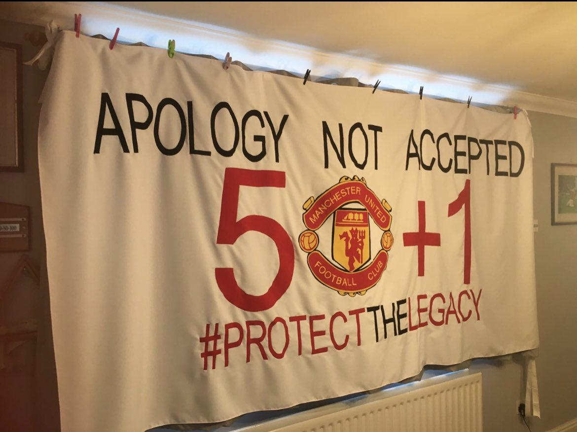 Good morning REDS hope to see some of you at a protest this afternoon. Win lose or draw #GlazersOut https://t.co/p1faT86Ax0