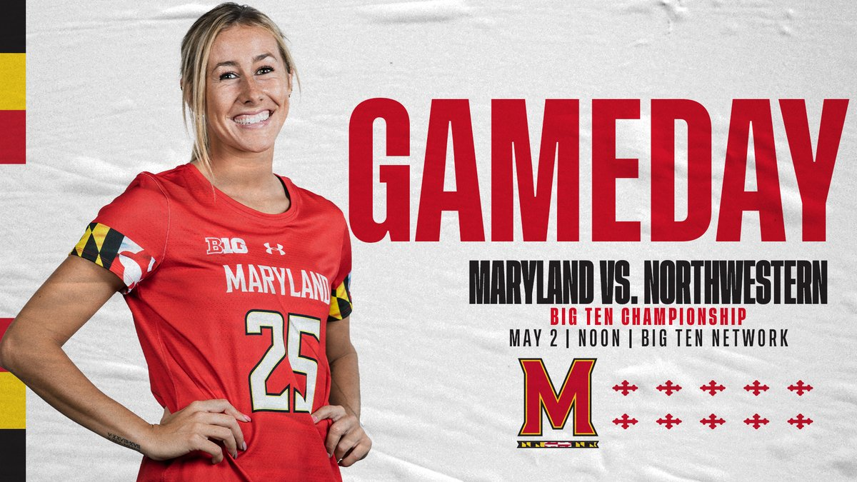 @MarylandWLax's photo on Championship Sunday