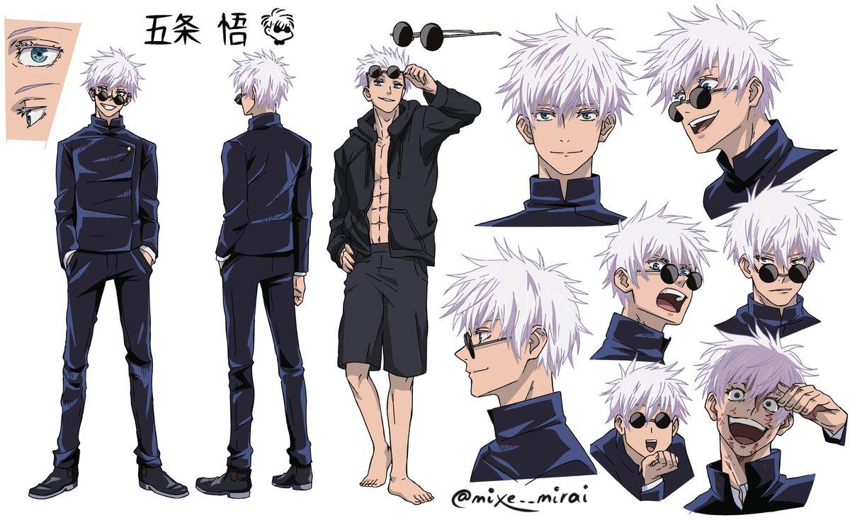 さしす character study !