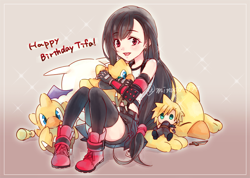 @minato_777's photo on Happy Birthday Tifa