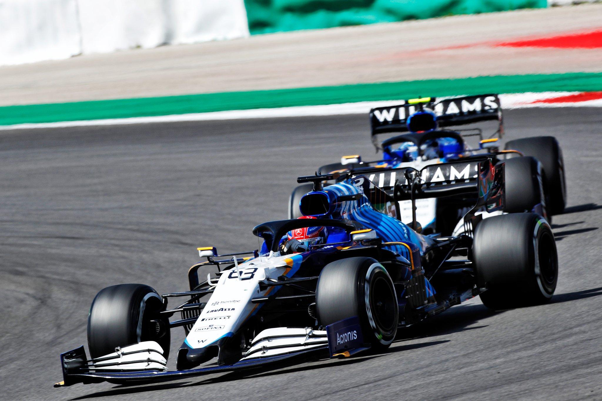 GP Portogallo 2021 Williams