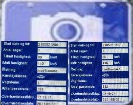 Fotovognen har været på Bovvej mellem Agerskov og Toftlund i Tønder kommune. Dette er vores fokusstrækningn. Hvor vi vil måle oftere end andre steder. 21 blev blitzet deraf 2 klip i kørekortet hvor 9 bilister over 100 km/t. Sænk farten vi kommer igen #atkdk #politidk https://t.co/iEMuVHSXVP