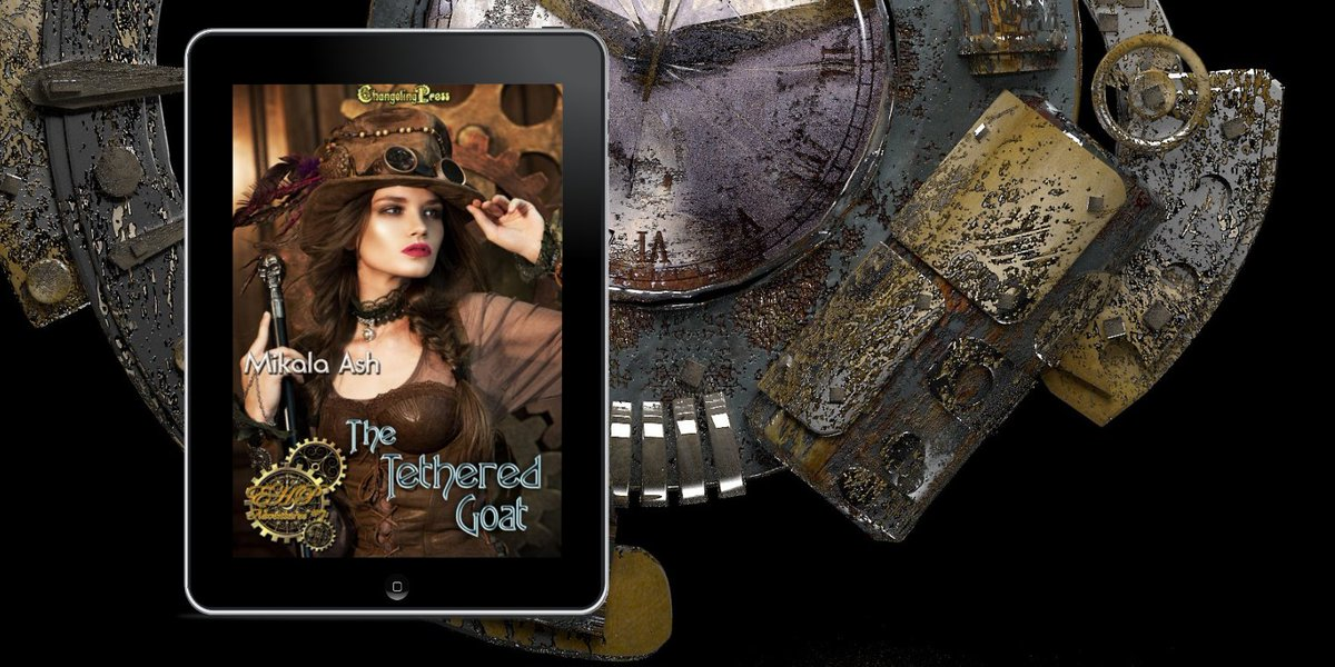 When the hunted becomes the hunter, Elizabeth is the bait! https://t.co/ulVry2XjFj #steampunk @ash_mikala