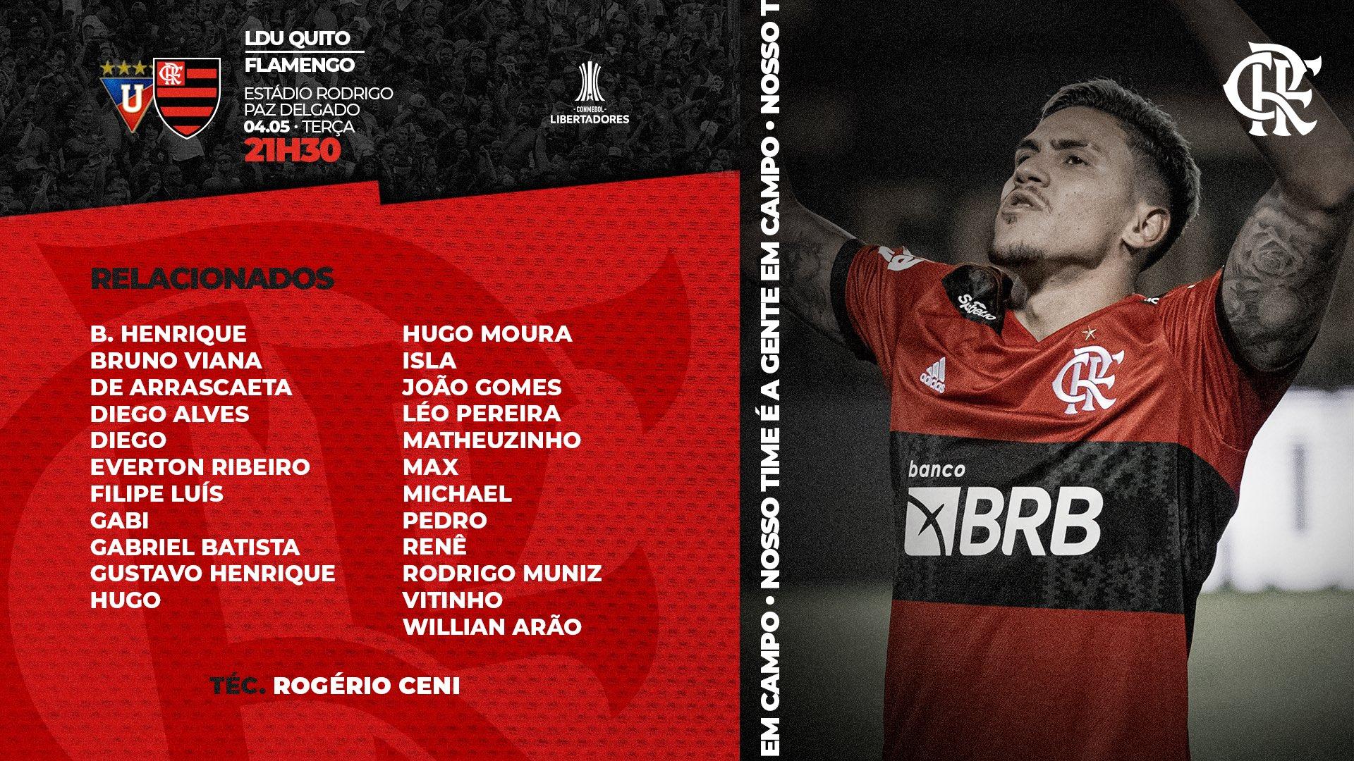 Flamengo LDU