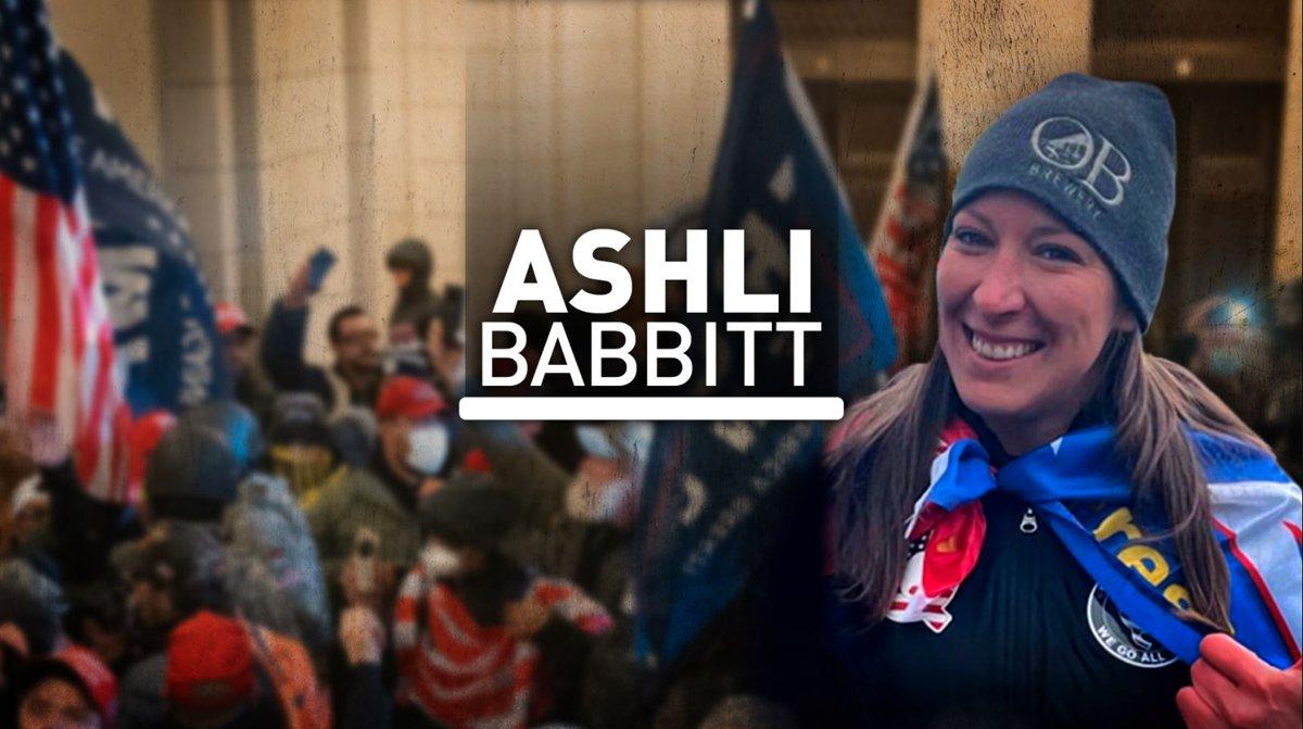 ICYMI: Both sides in the Ashli Babbitt shooting.
