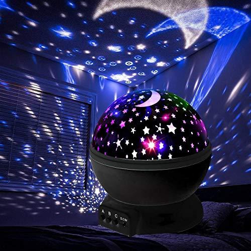 2 Elecstars LED Night Lighting Lamp