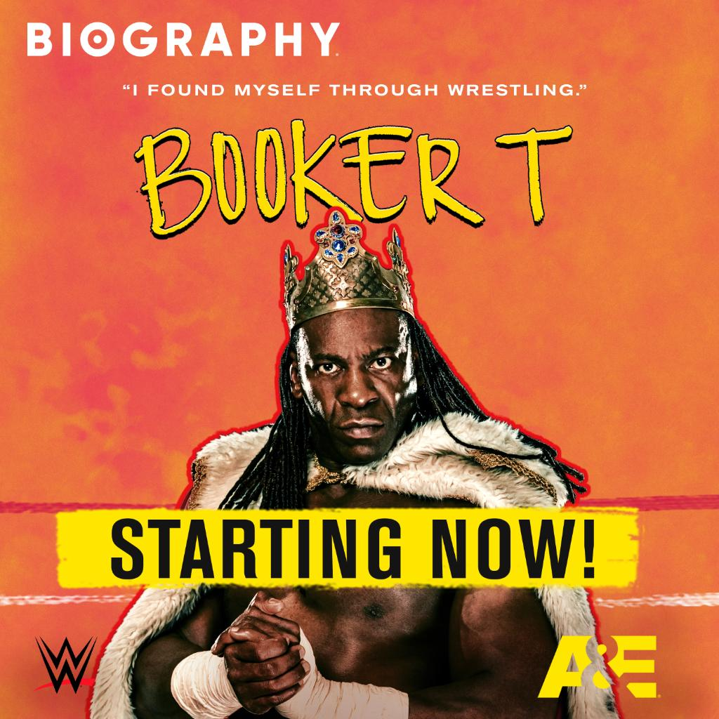 @WWE's photo on Booker T