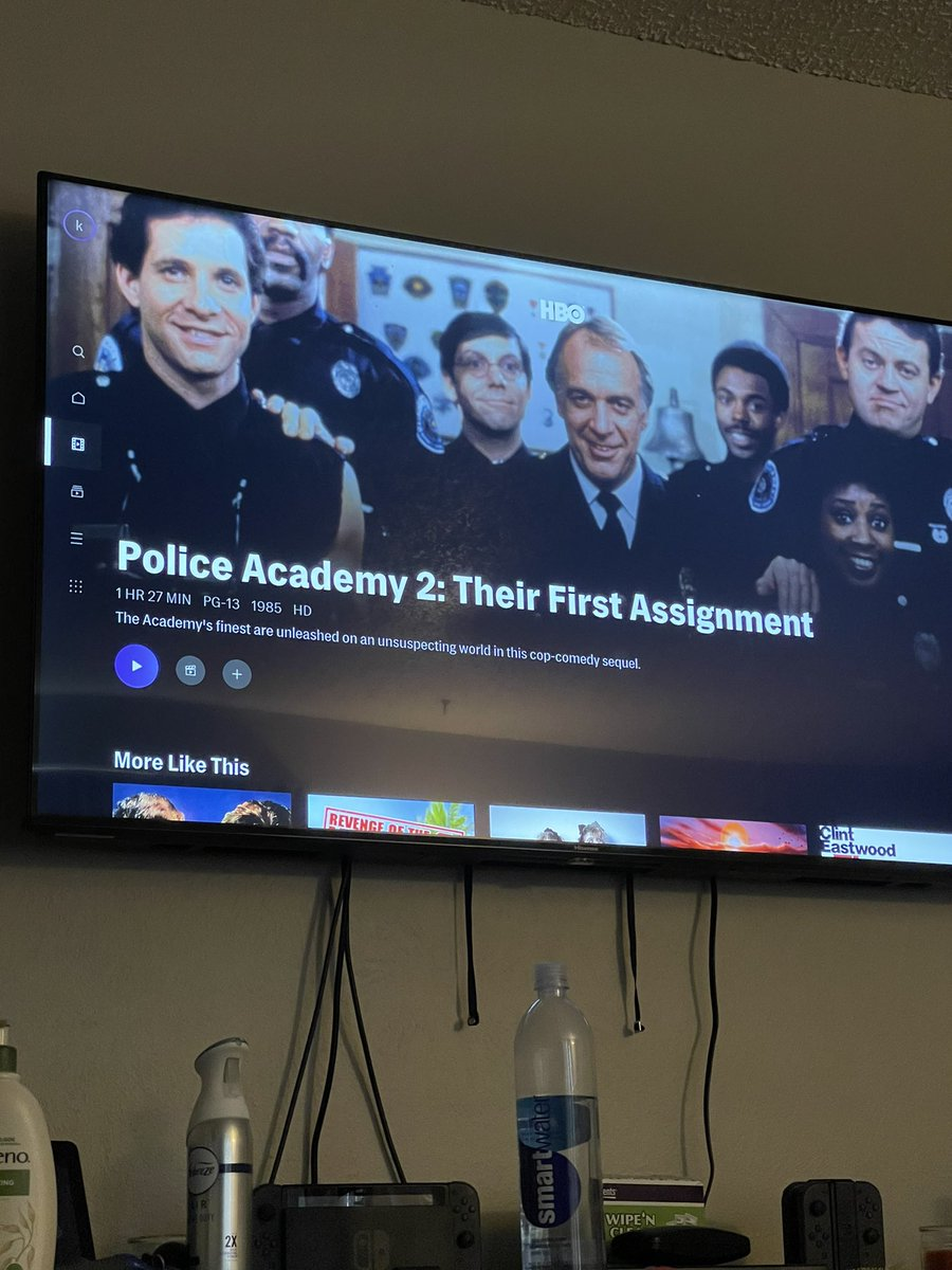 Might watch a documentary on police training https://t.co/3HLERLnt14
