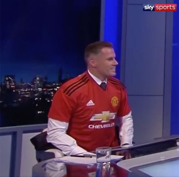 Thank you for today pal @Carra23   #GlazersOut https://t.co/PoPDfURNHL