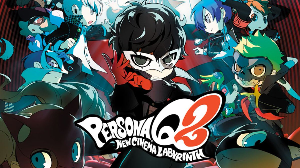 Persona Q2: New Cinema Labyrinth (3DS) $19.99 via eShop. 2