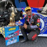Image for the Tweet beginning: Congratulations to @AntronBrown and @shoeracing