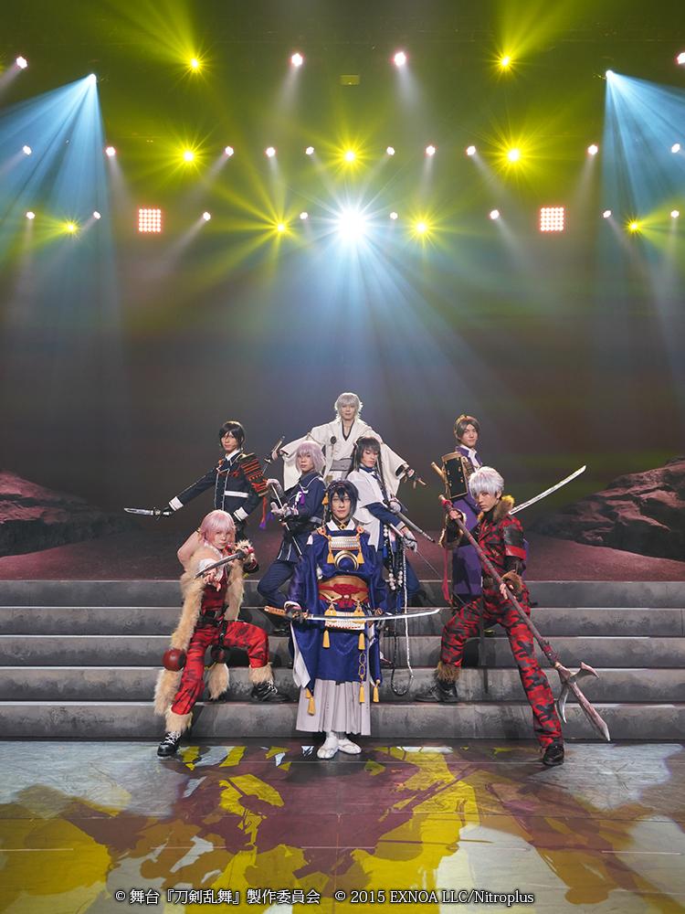 舞台『刀剣乱舞』公式さんの投稿画像