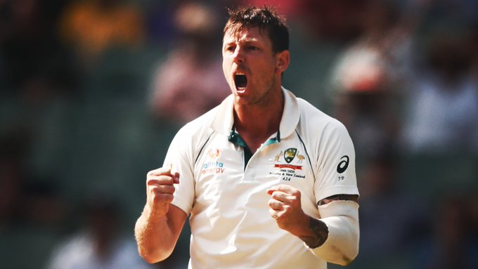 ICC: 81 wickets across 21 Tests at 26.33  Happy 31st birthday to fast bowler James Pattinson