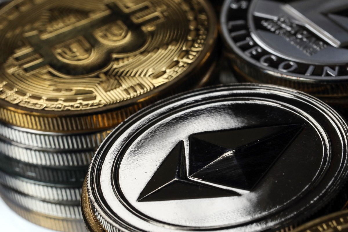 @crypto: Ether hits $3,000 for the first time as #Bitcoin's #crypto dominance declines  More on @crypto:  $ETH $BTC