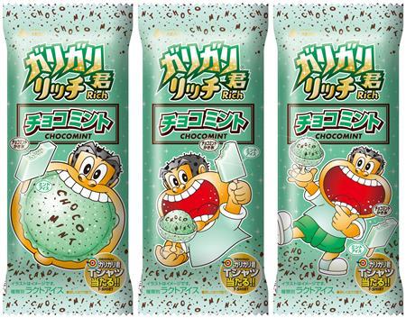 test ツイッターメディア -【4日より】「ガリガリ君リッチチョコミント」今年も登場!https://t.co/9t1DOGbtpw2018年の発売からファンに愛され続け、4年目を迎える夏の新定番商品。ミント味のアイスの中に、チョコチップ入りのミントかき氷が入ったアイスキャンディー。 https://t.co/rA3pN9jg67
