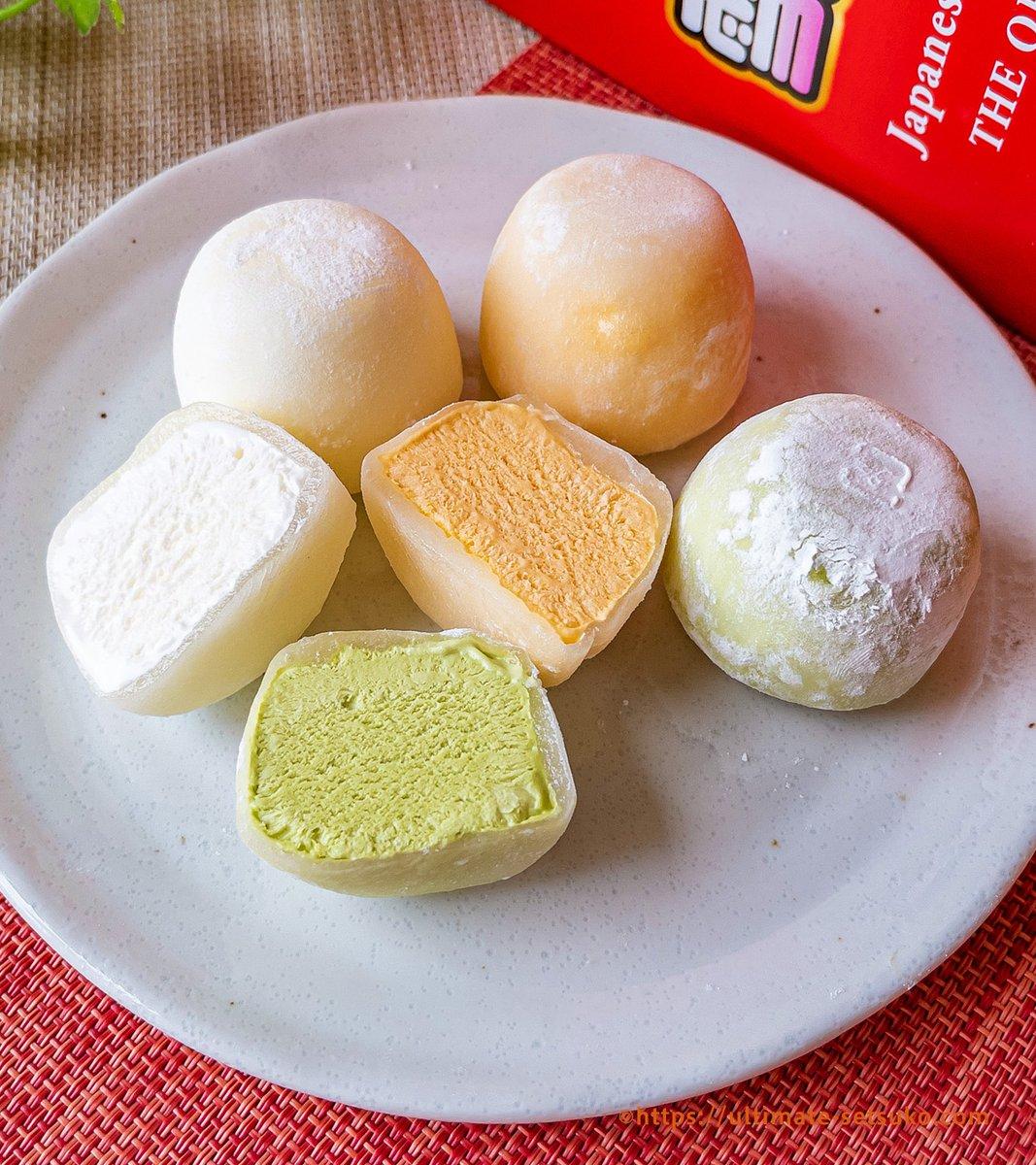 コストコで海外限定販売の雪見だいふくが販売中!日本未発売のマンゴー味も食べられると話題に!