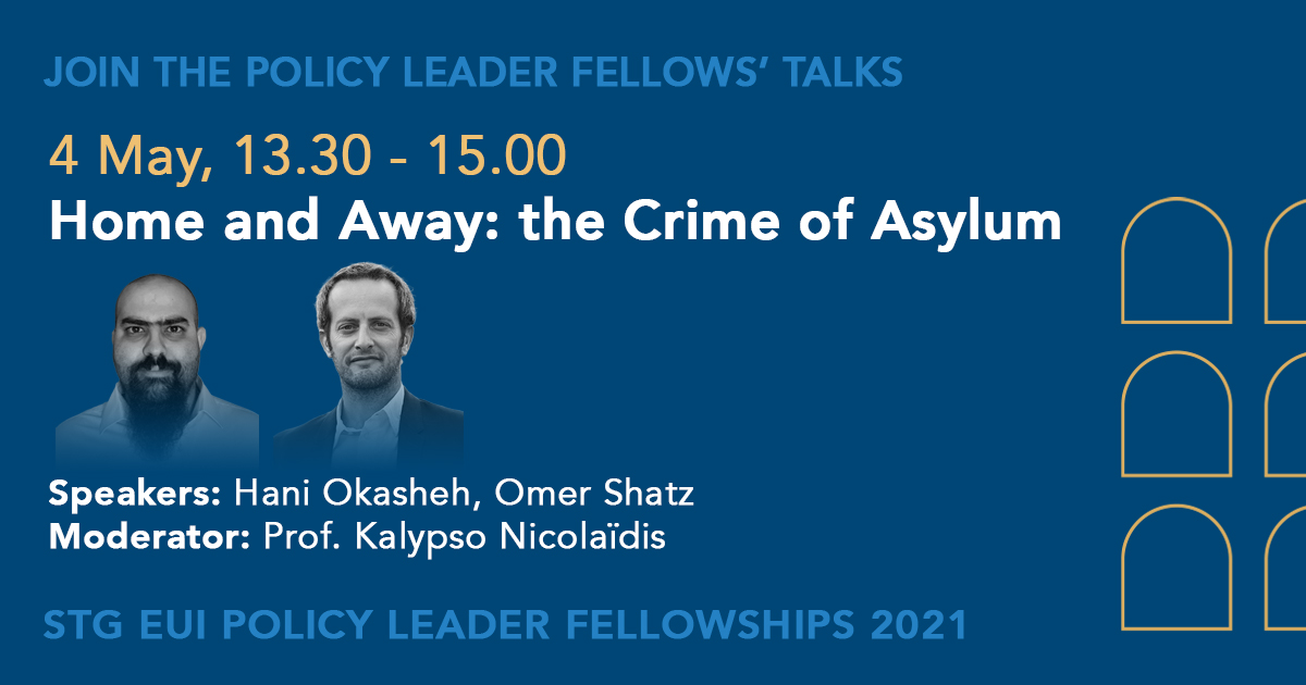 """All welcome tomorrow to discuss and engage, because """"injustice anywhere is a threat to justice everywhere"""" @STGEUI @shatzomer @ECPR_SGEU @UACESgf @GlobalCRL @roberto_baldoli @KalypsoNicolaid"""