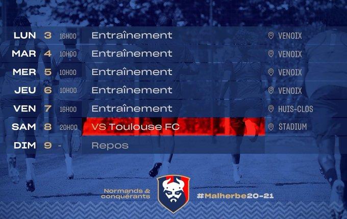 [37è journée de L2] Toulouse FC 3-0 SM Caen E0ckCR6XIAEJArM?format=jpg&name=small