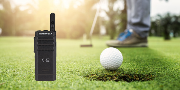 Using #twowayradios on #golf coursescan facilitate communicating weather conditions, coordinate the use of water sprinklers with the green keepers and required course repair to keep the course in tip top condition. Contact us for further info > https://t.co/sATUZXDuIN